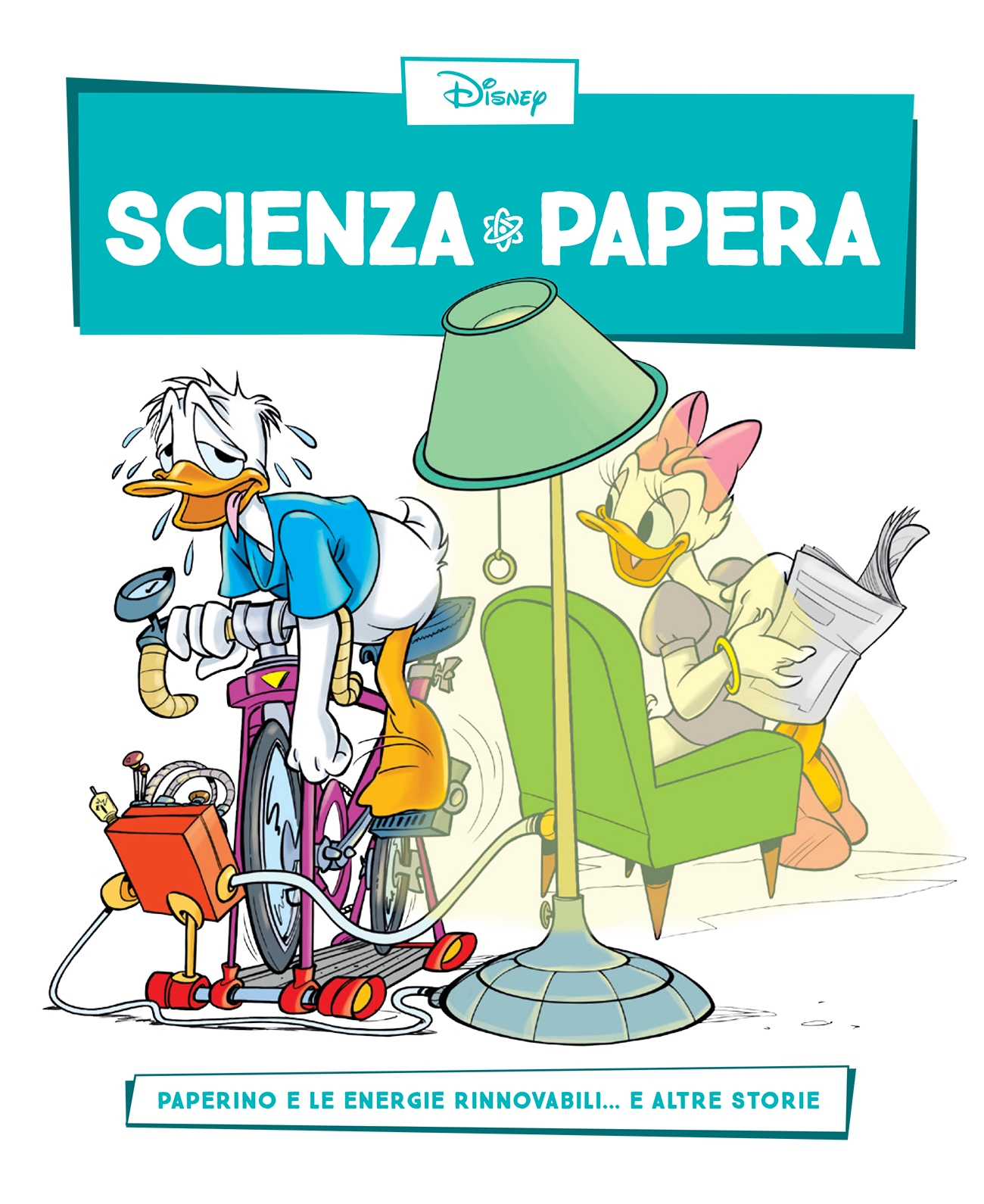 Cover Scienza Papera 28 - Energie rinnovabili