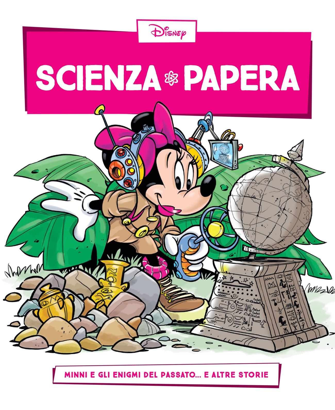 Cover Scienza Papera 30 - Enigmi del passato