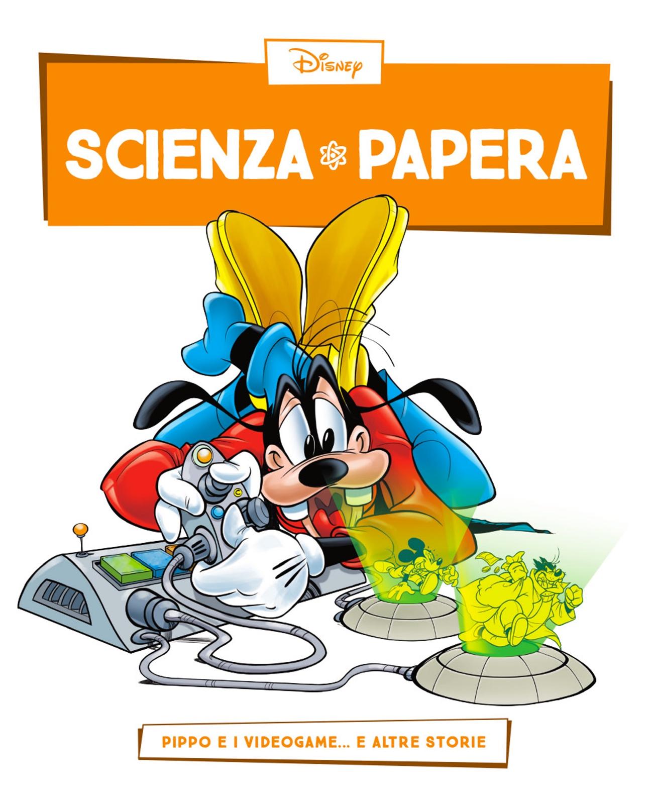 Cover Scienza Papera 5 - Videogame e simulatori