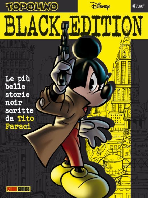 Cover Topolino Special Edition 1 - Topolino Black Edition