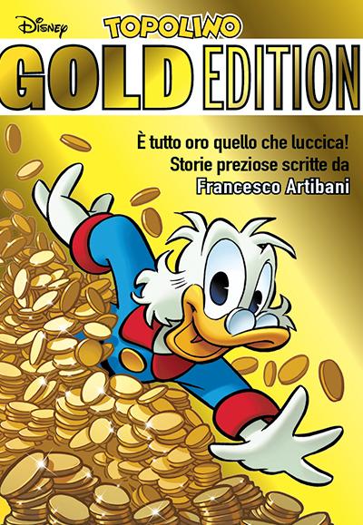 Cover Topolino Special Edition 3 - Topolino Gold Edition