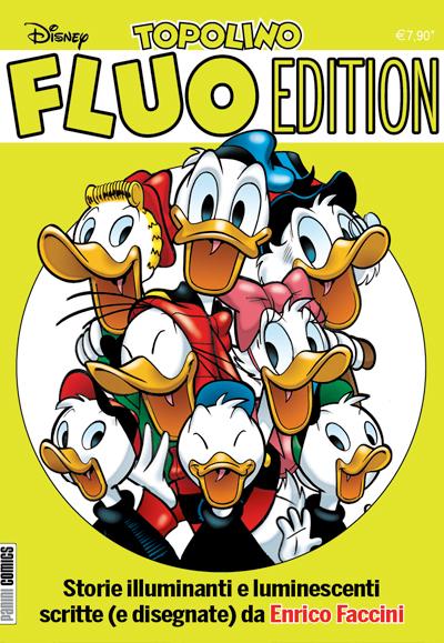 Cover Topolino Special Edition 5 - Topolino Fluo Edition