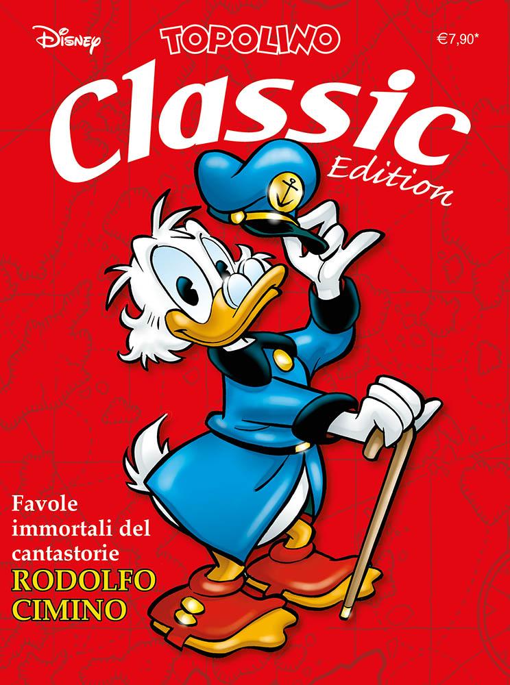Cover Topolino Special Edition 9 - Topolino Classic Edition