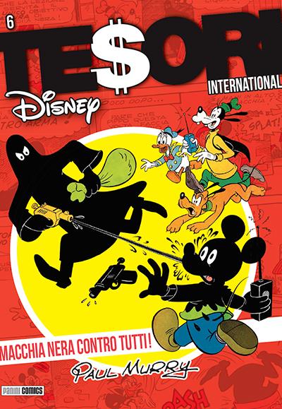 Cover Tesori International 6 - Macchia Nera contro tutti