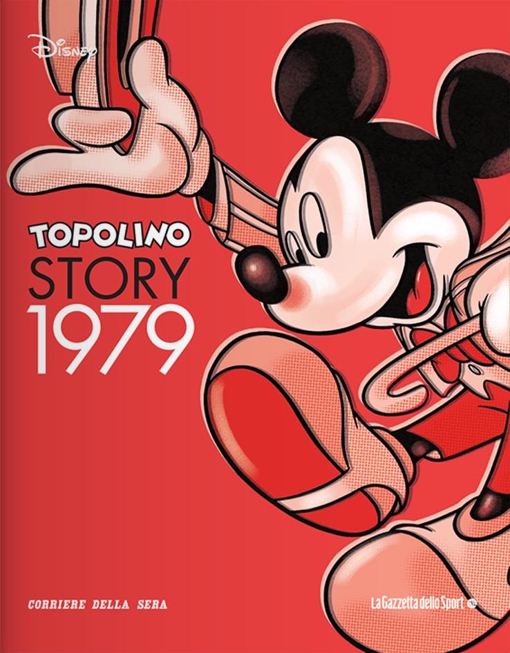 Cover Topolino Story 0 - 1979
