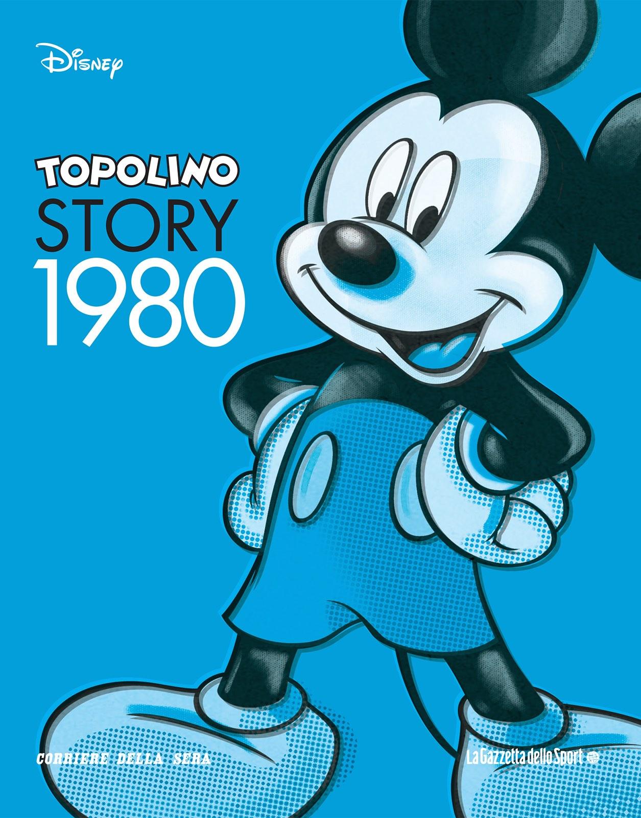 Cover Topolino Story 1 - 1980