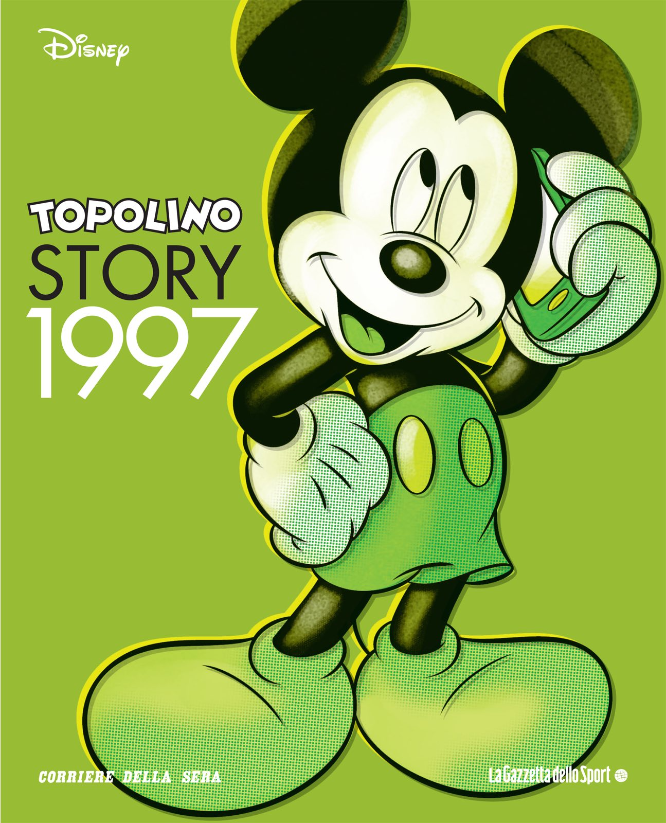 Cover Topolino Story 18 - 1997