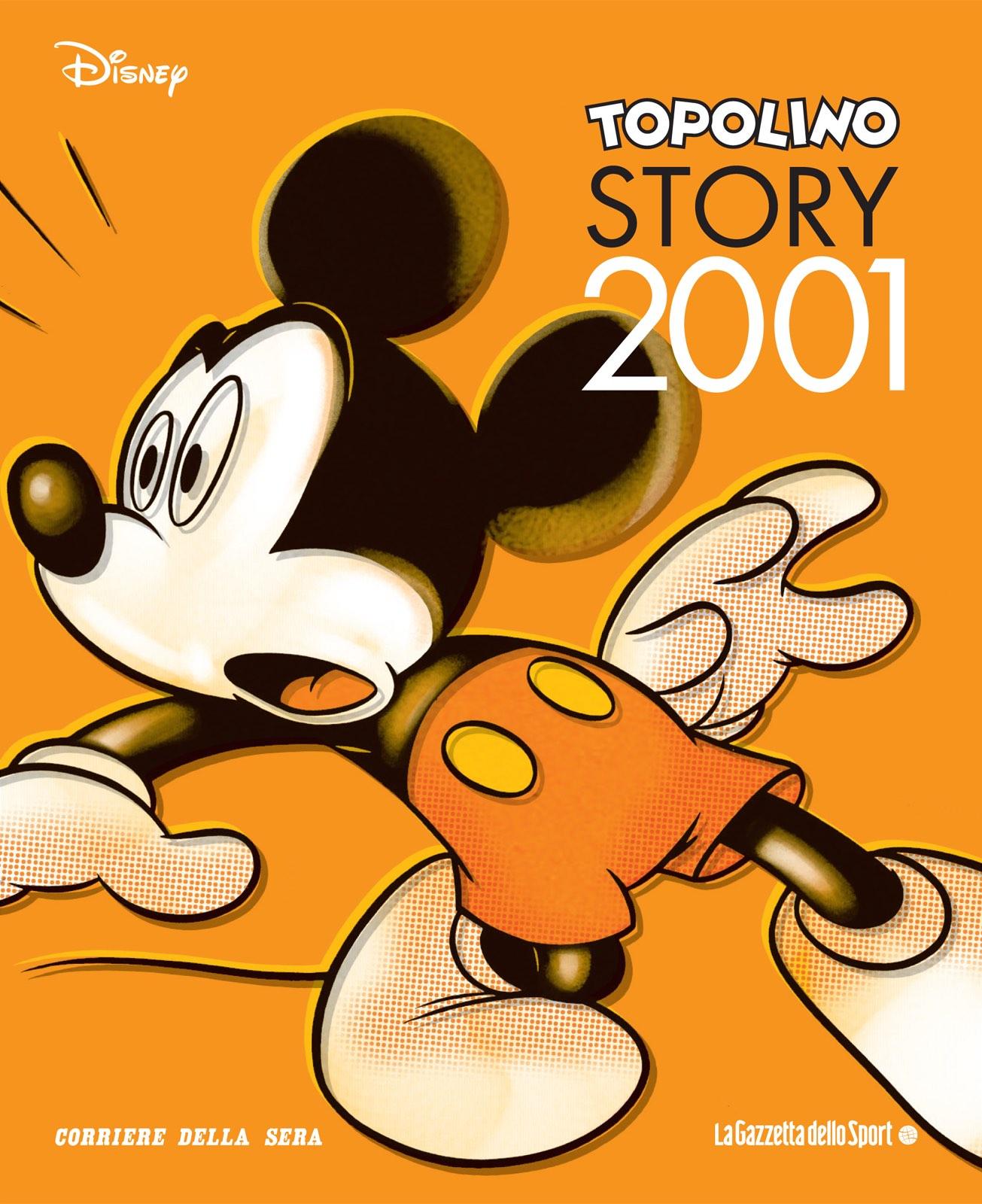 Cover Topolino Story 22 - 2001