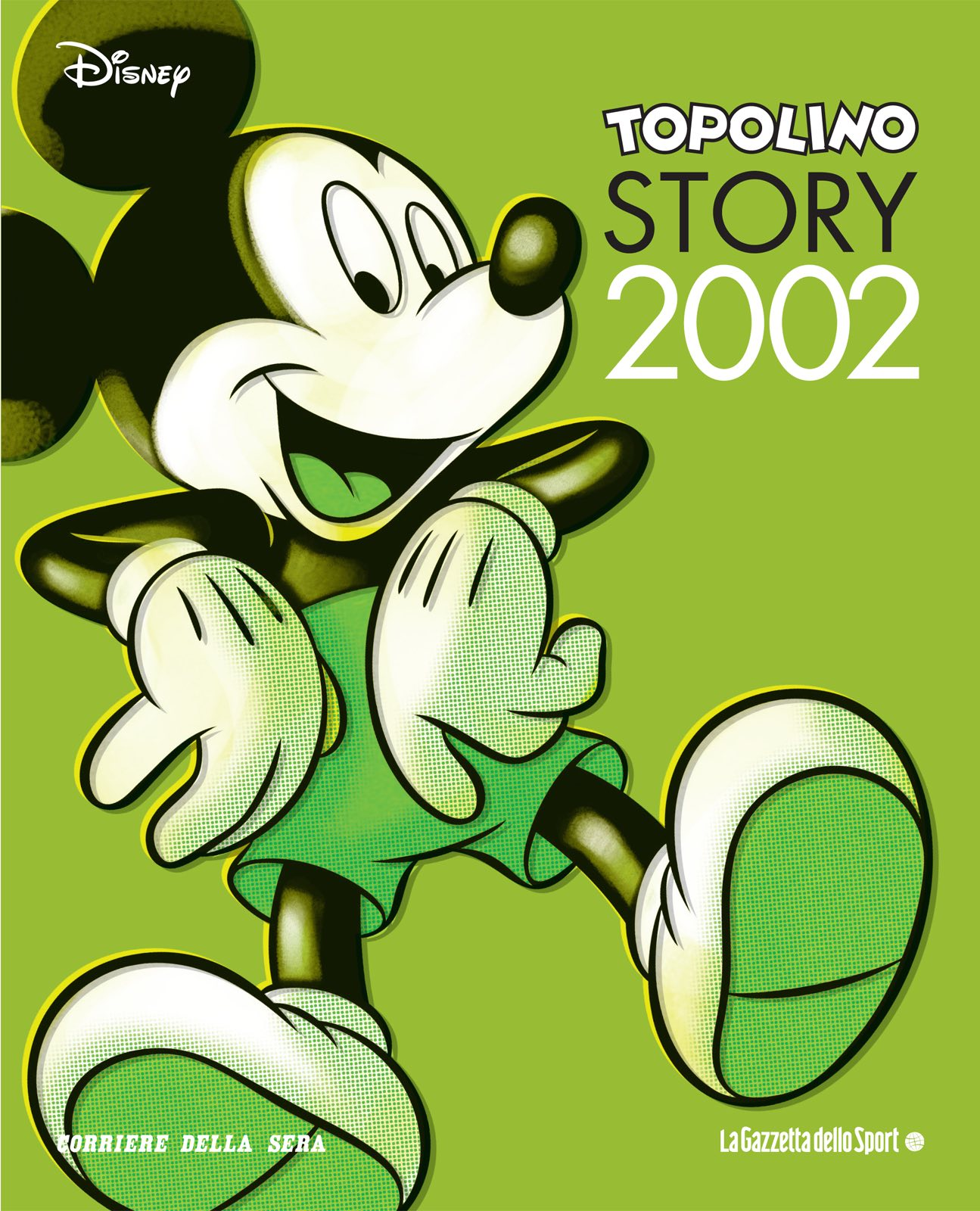 Cover Topolino Story 23 - 2002