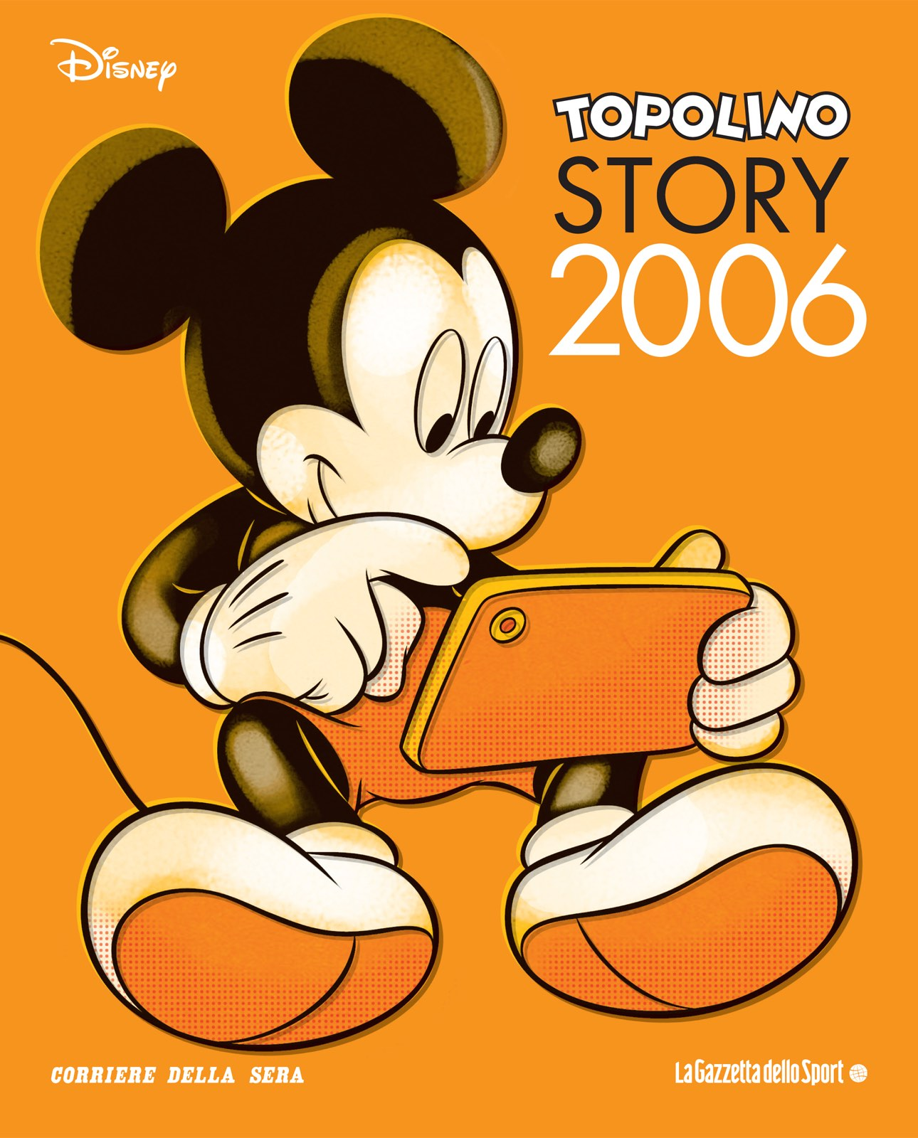 Cover Topolino Story 27 - 2006