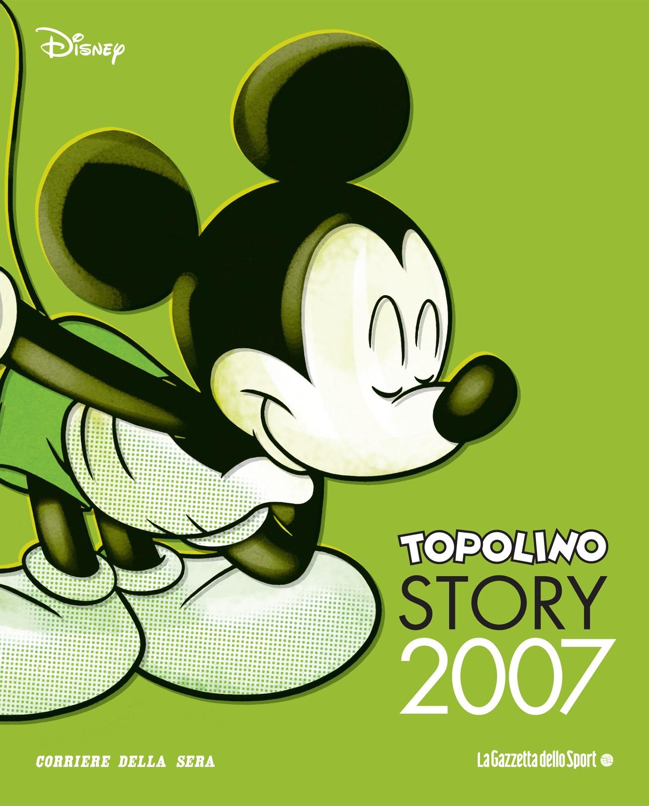 Cover Topolino Story 28 - 2007