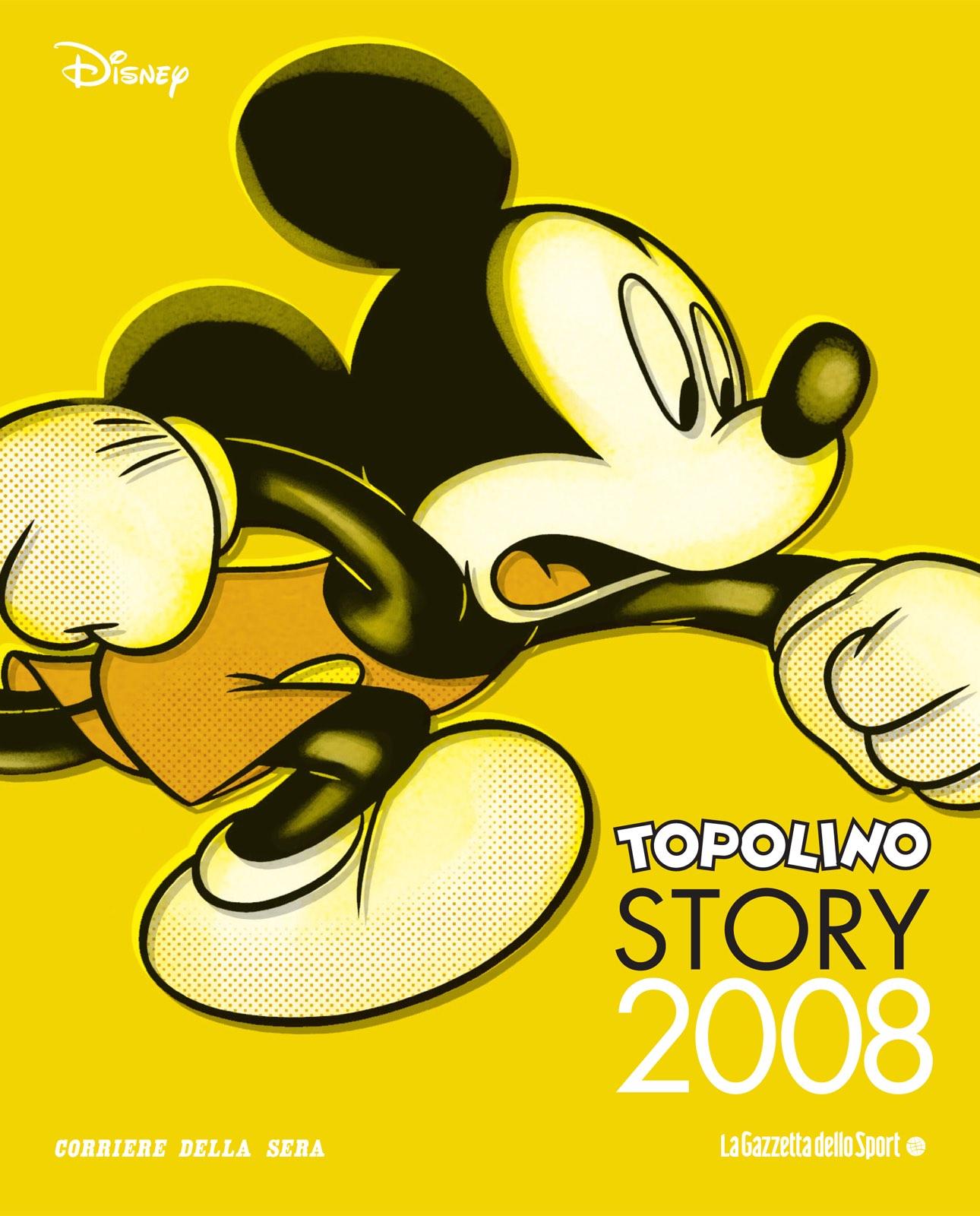 Cover Topolino Story 29 - 2008