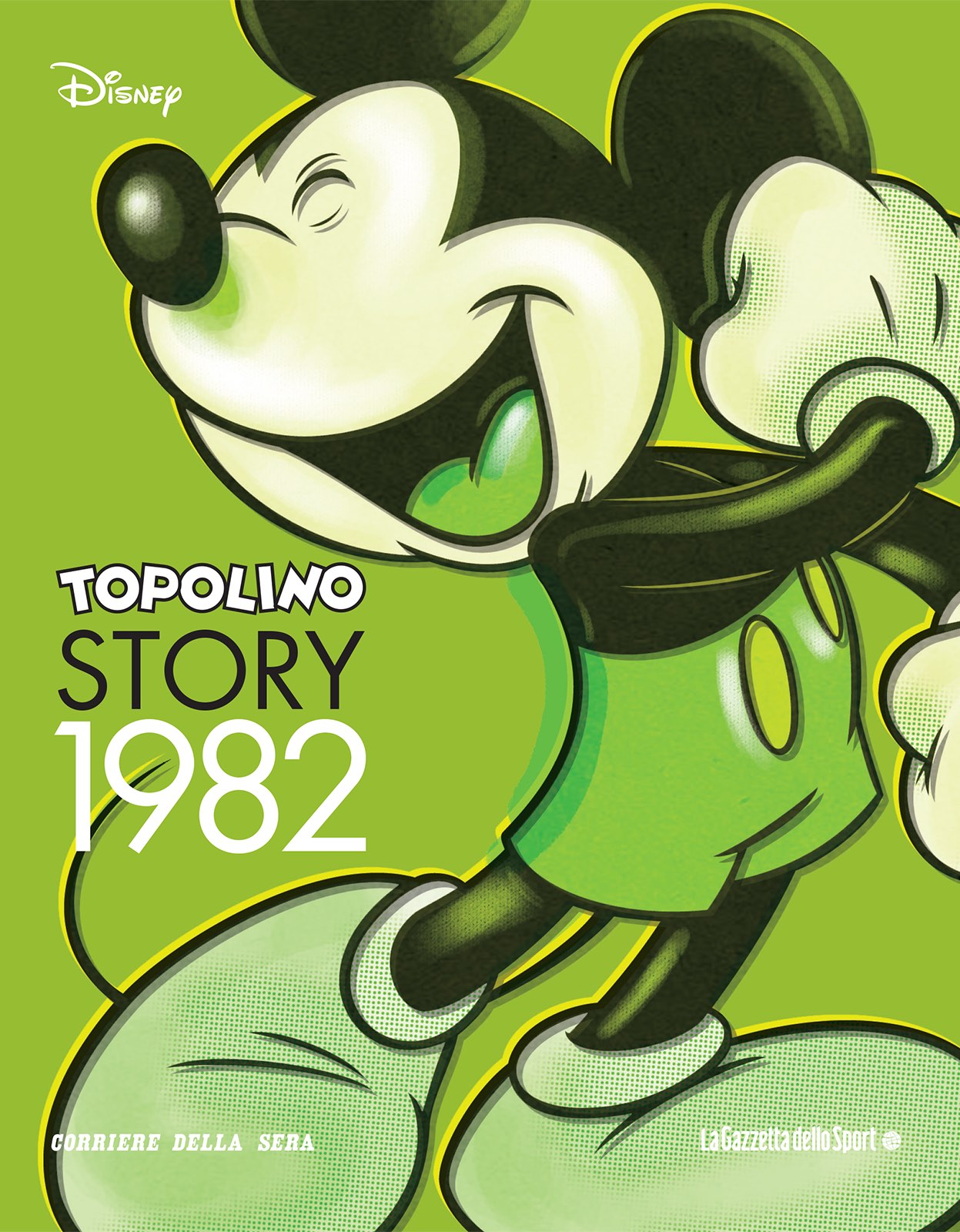 Cover Topolino Story 3 - 1982