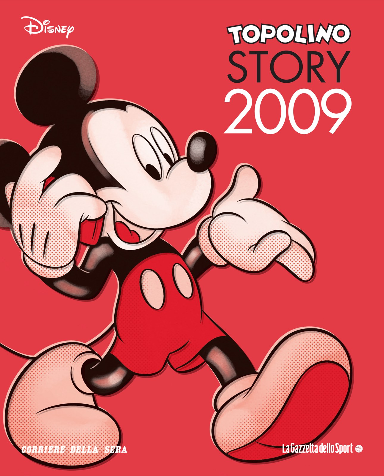 Cover Topolino Story 30 - 2009