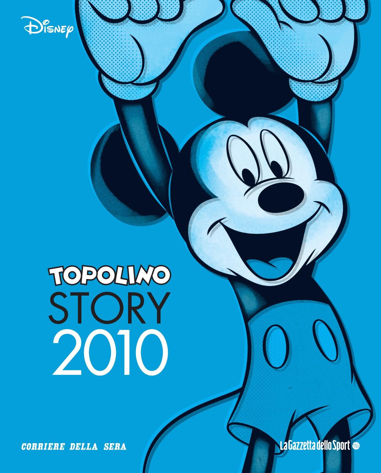 Cover Topolino Story 31 - 2010