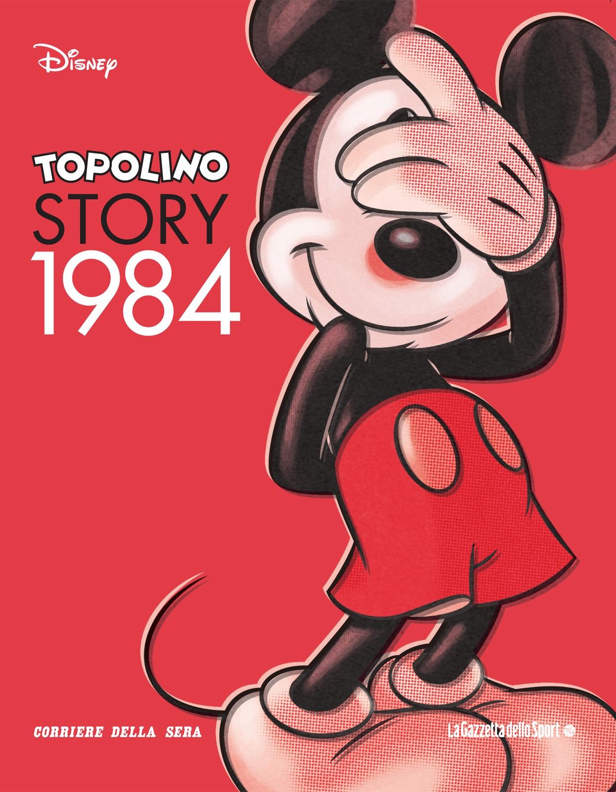 Cover Topolino Story 5 - 1984