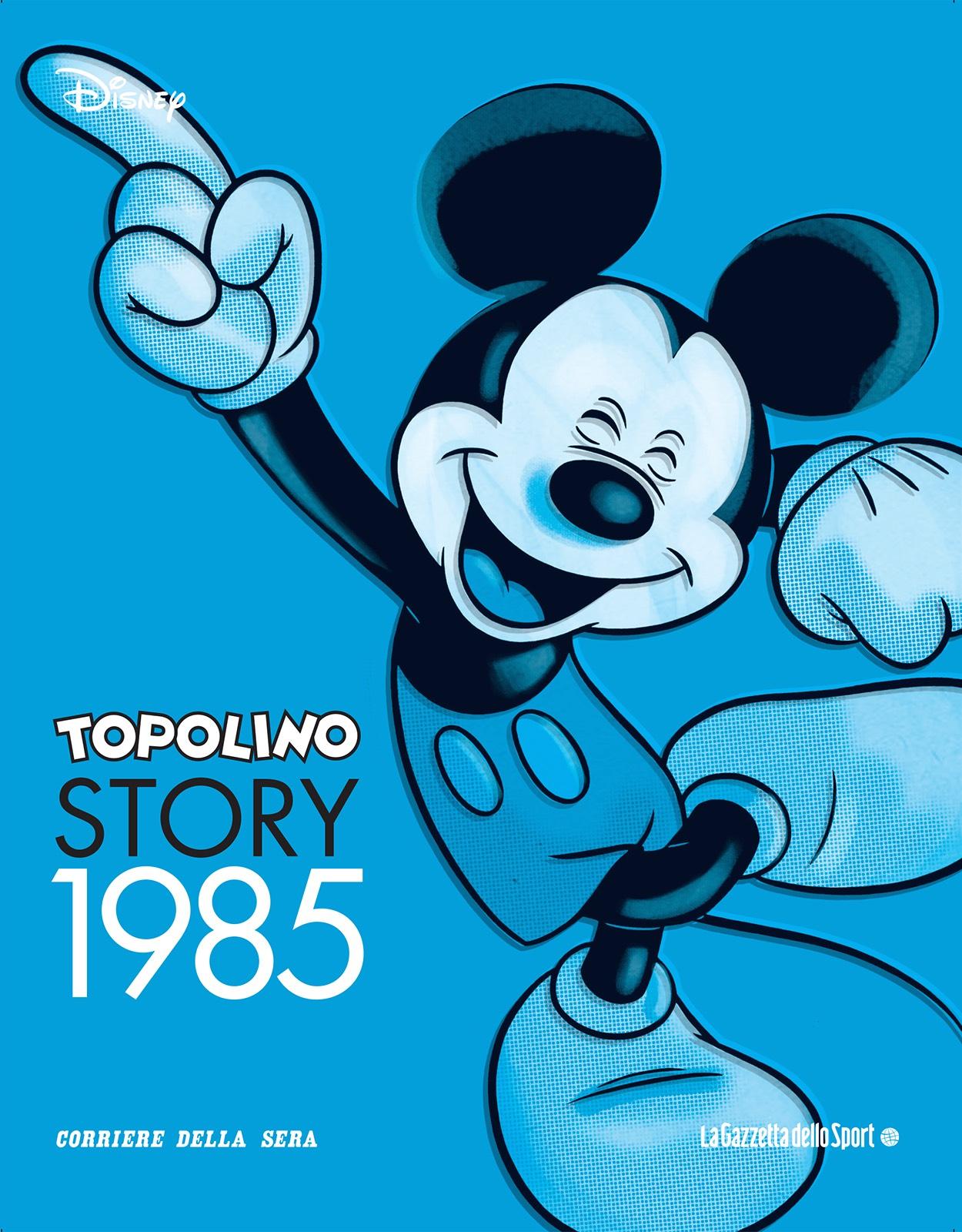 Cover Topolino Story 6 - 1985