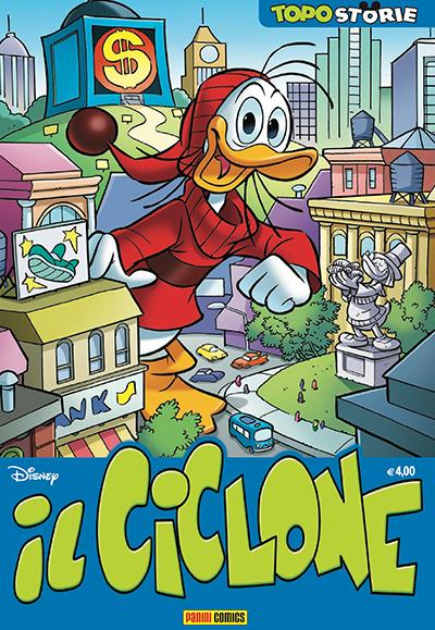 Cover Topostorie 28 - Il ciclone