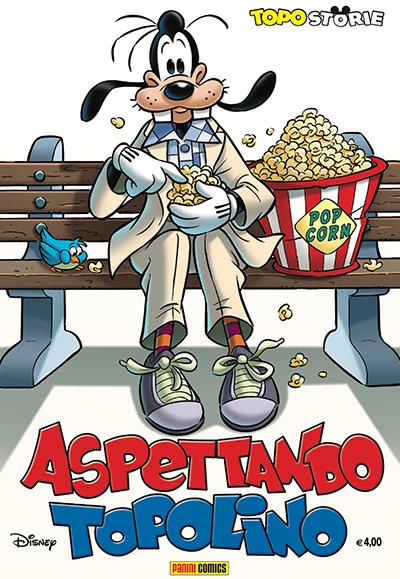 Cover Topostorie 33 - Aspettando Topolino