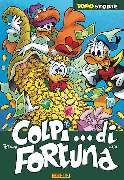 Cover Topostorie 34 - Colpi... di fortuna