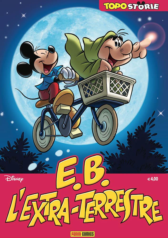 Cover Topostorie 39 - E.B. l'extra-terrestre