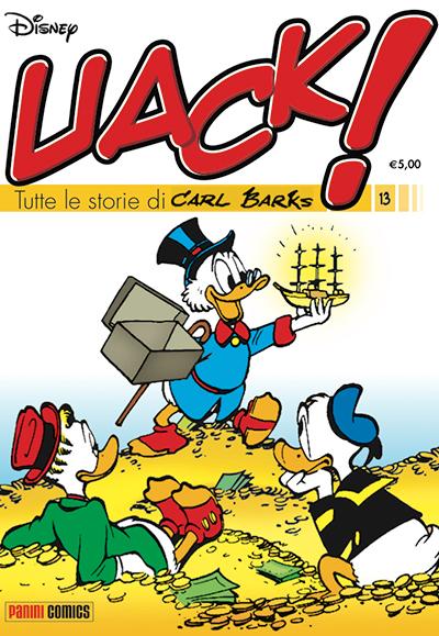 Cover Uack! 13