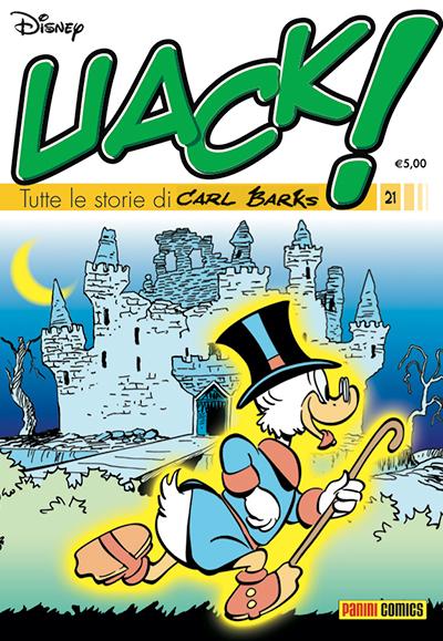 Cover Uack! 21