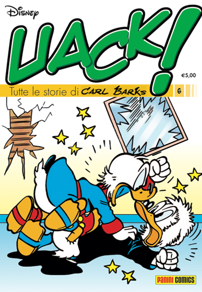 Cover Uack! 6