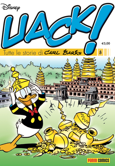 Cover Uack! 8