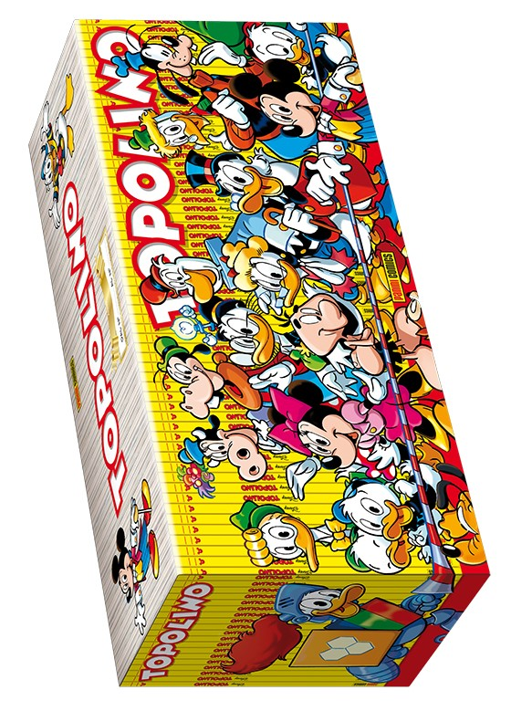 Cover Cofanetto Topolino