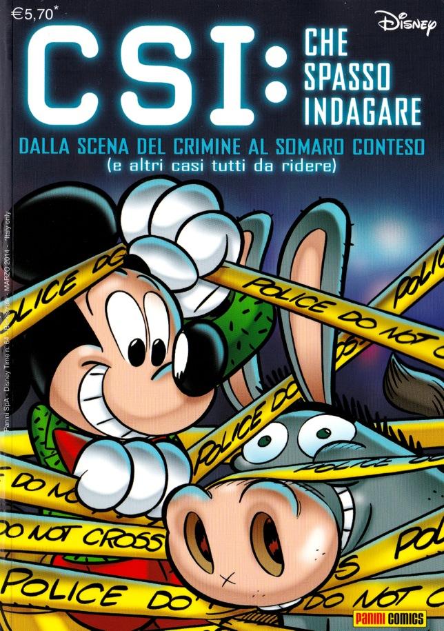 Cover CSI: Che Spasso Indagare