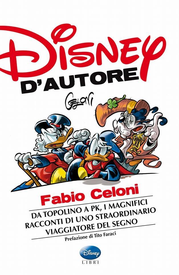 Cover Disney d'Autore: Fabio Celoni