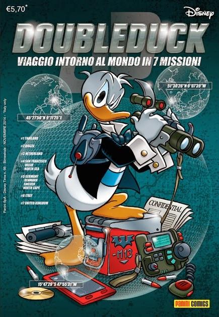Cover Doubleduck - Viaggio intorno al mondo in 7 missioni