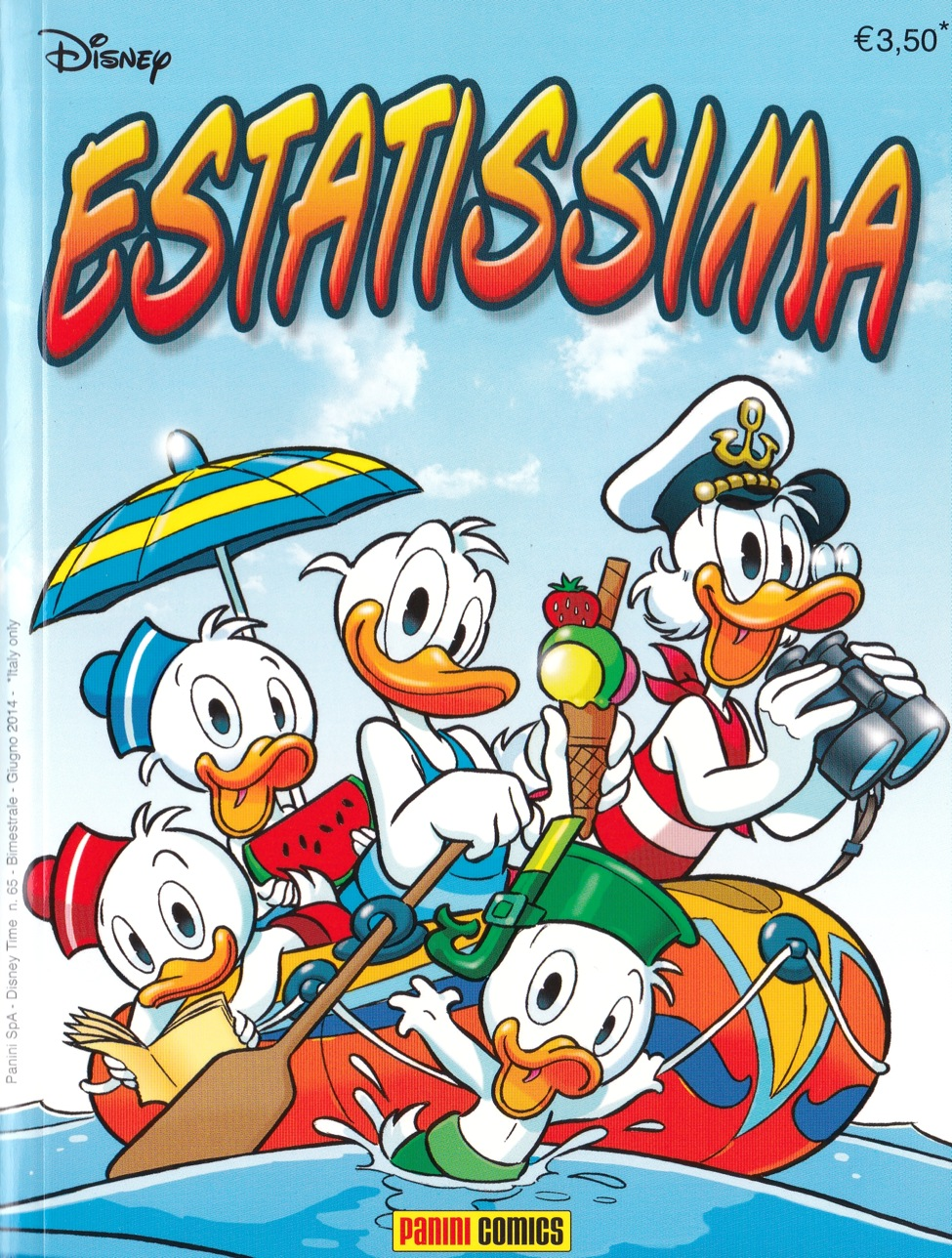 Cover Estatissima