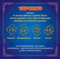 Cover variant Le monete d'autore di Paperopoli