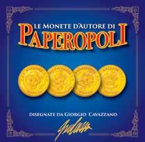 Cover Le monete d'autore di Paperopoli