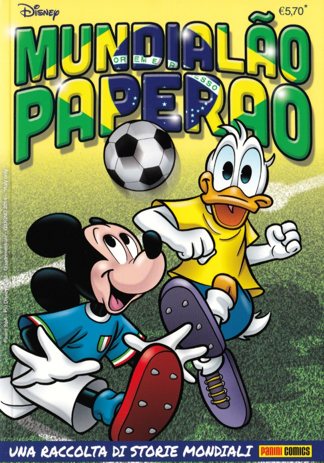 Cover Mundialão Paperao