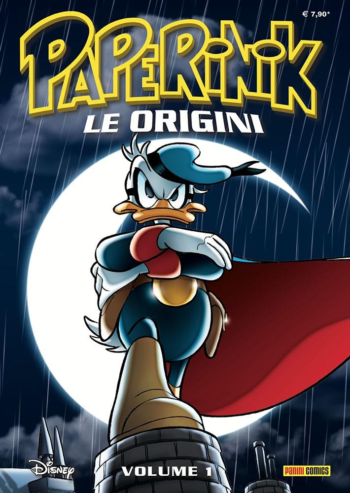 Cover Paperinik - Le origini - Volume 1 di 2