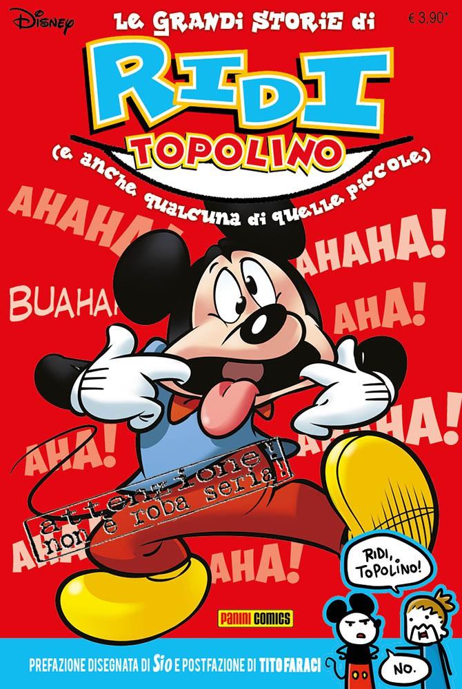 Cover Ridi Topolino