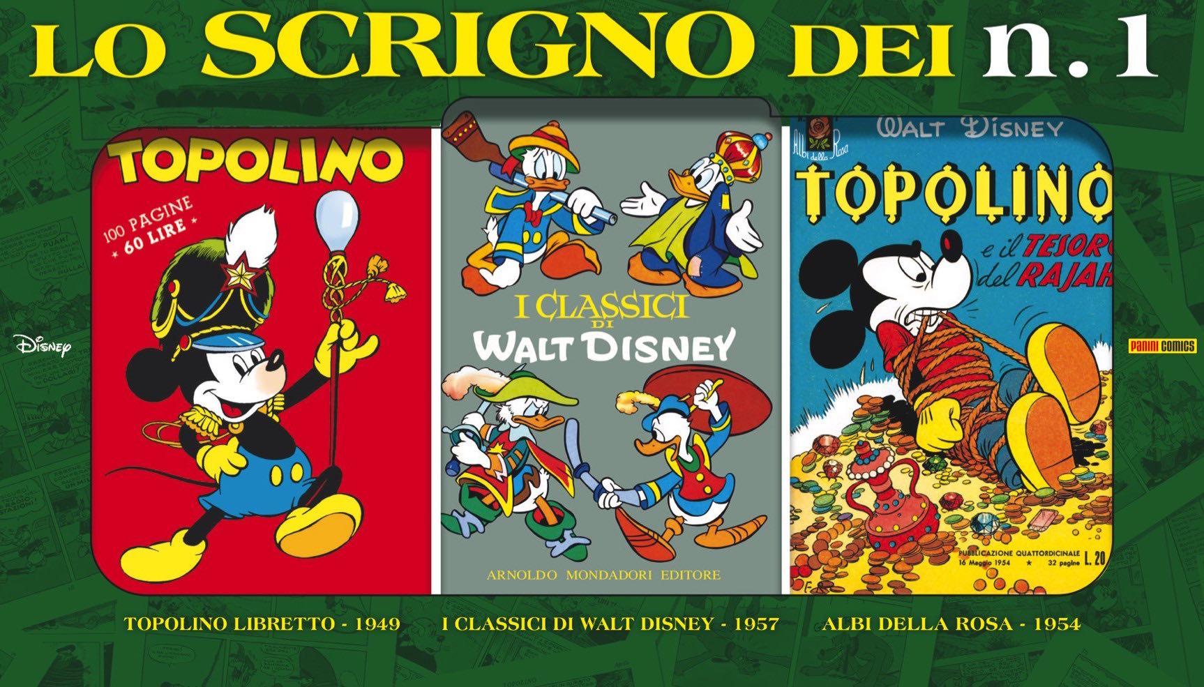 Cover Lo Scrigno dei n. 1