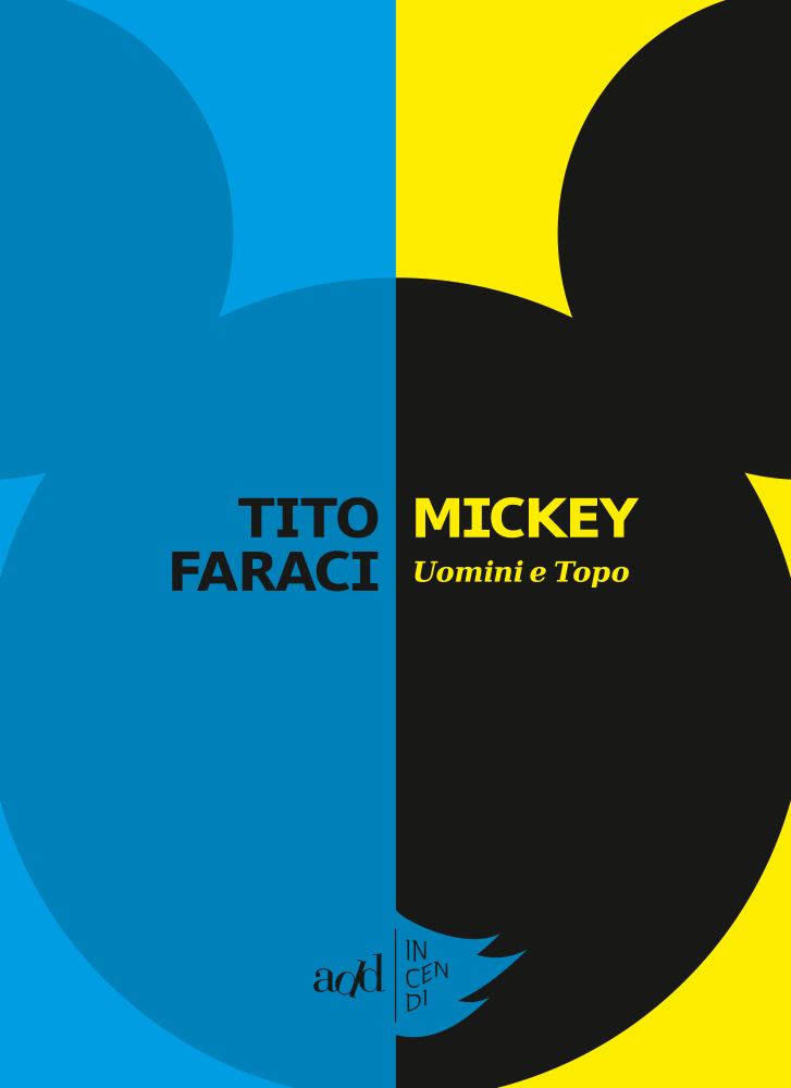 Cover Tito Faraci - Mickey