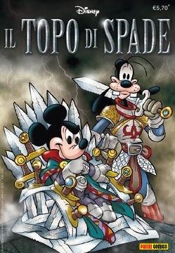 Cover Il Topo di Spade