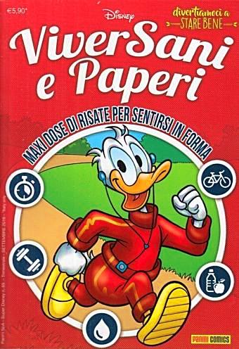 Cover ViverSani e Paperi