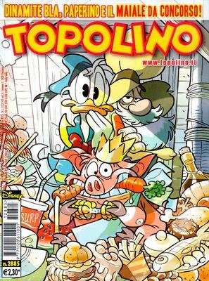 Cover Topolino 2885