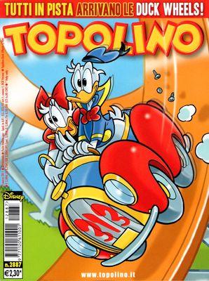 Cover Topolino 2887