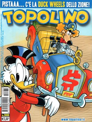 Cover Topolino 2888