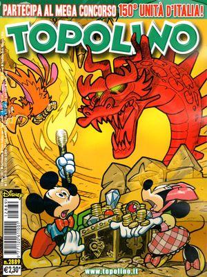 Cover Topolino 2889