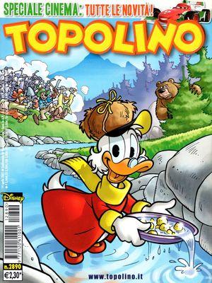 Cover Topolino 2890