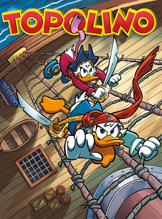 Cover Topolino 2895