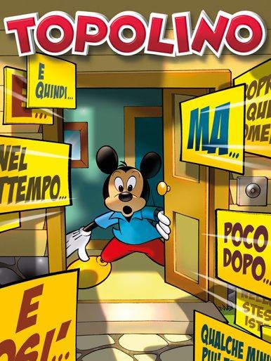 Cover Topolino 2900